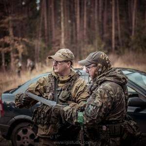 Narada żołnierzy ASG