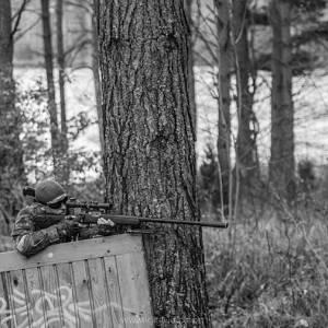 ASG Tleń sniper