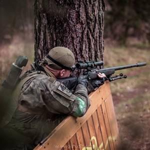 ASG sniper 2