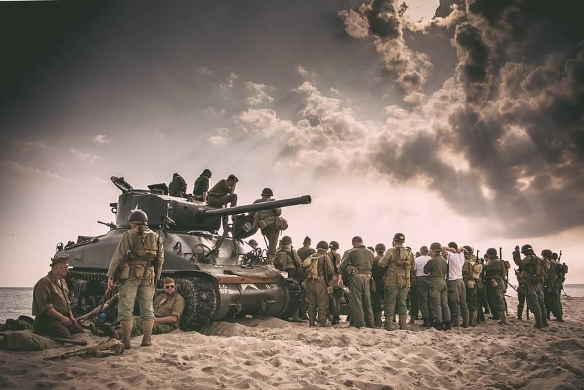 D-day Hel 2016